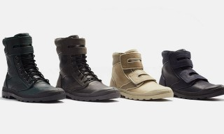 A Second Look at the Palladium by Richard Chai Fall Winter 2013 Boots