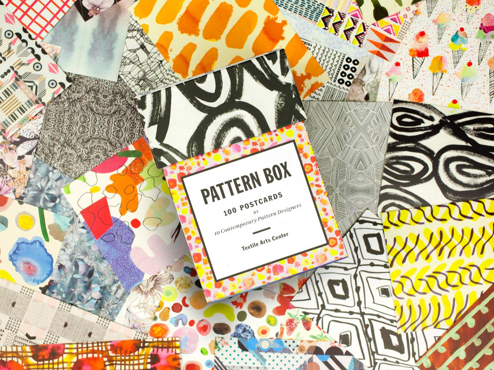 Pattern Box Postcards 2013 06