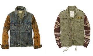 2 New Outerwear Styles from Denim & Supply Ralph Lauren Fall 2013
