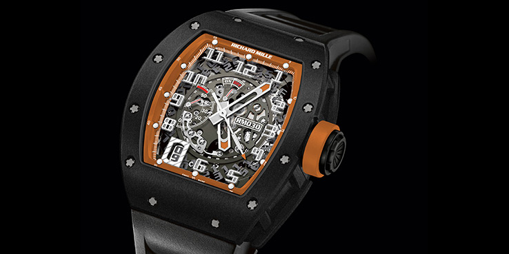Richard Mille RM 030 Americas Limited Edition Watch 2
