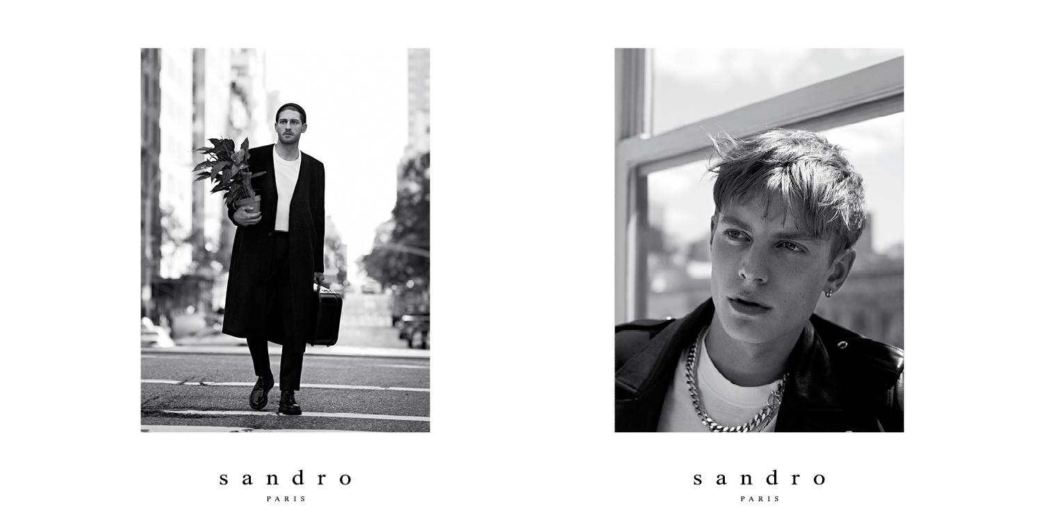 Sandro Fall 2013 Campaign 00