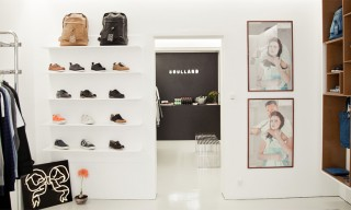 Soulland Opens First Retail Shop In Copenhagen – Look Inside