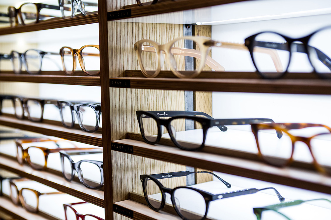 Steven Alan Optical Collection Launch Event in NYC 2