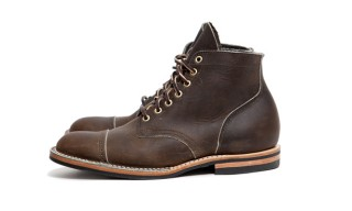 """First Look: 3sixteen and Viberg's """"Decade Collection"""" Service Boot"""
