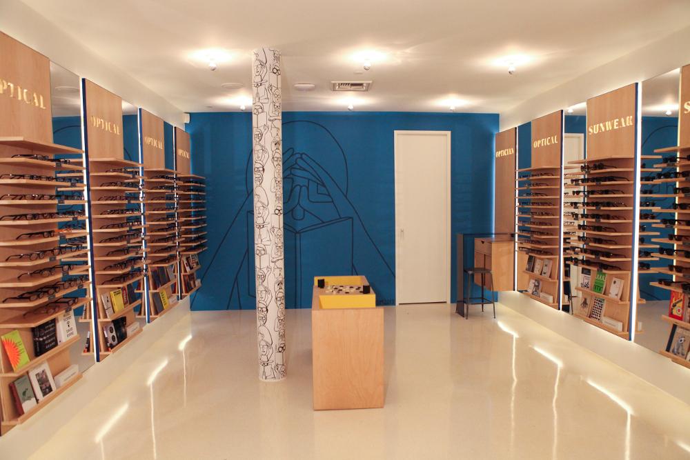 Warby Parker Standard LA Opening 2013 01