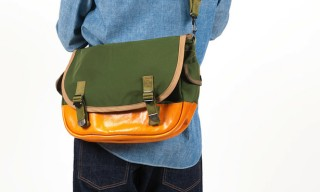 WORKERS Japan Present the 'Musette' Bag in Two Colourways
