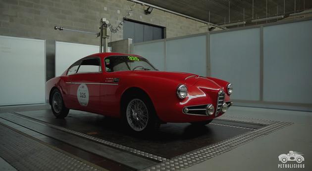 Watch Zagato Discuss their Special Edition 1957 Alfa Romeo 1900 SSZ