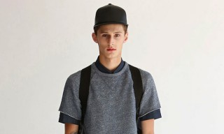 Bespoken Spring Summer 2014 – Slim Suits and Cut-Off Sweats
