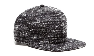 COMMON Fall Winter 2013 Hubert Cap in Black Melange