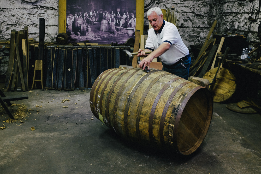 A Visit to the Jameson Distillery in Midleton, Ireland