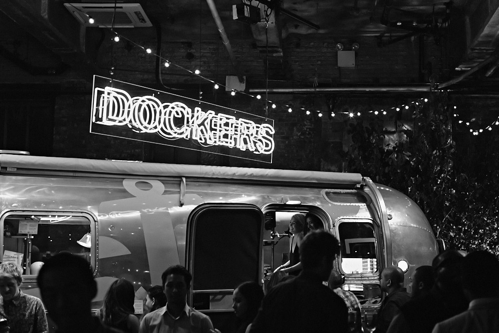 Dockers Alpha Launch New York