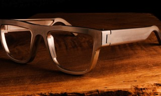 "EXOVault Introduce Their Aluminium ""Kingland"" Eyeglasses"
