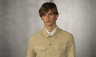 Dijon Mustard Hues and Leather Shirts – Filippa K Spring Summer 2014