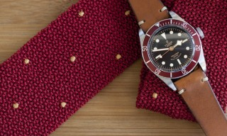 Drake's Of London Accessories for Hodinkee – A Pocket Square & Knit Tie