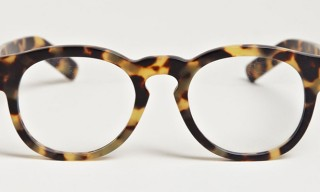 English Eyewear Brand Larke Present The Gill Frame