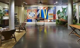 Take A Look Inside The Louis Vuitton L'Aventure Pop-Up Space – Paris