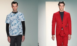 Off to Sea – Patrik Ervell Spring Summer 2014