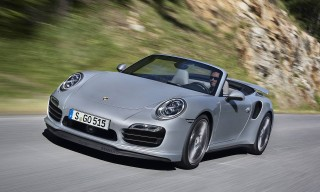 Porsche Present The 2014 911 Turbo Cabriolet & Cabriolet S