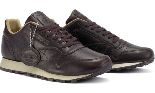 Reebok Classic Reserve Available in Horween Leather, Cordura and Gore-Tex