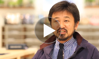 The Rig Out Speak to Baracuta Blue Label Designer Kenichi Kusano