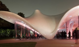 A Closer Look At The Serpentine Sackler Gallery by Zaha Hadid