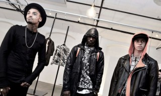 Tourne de Transmission Fall Winter 2013 Substance Launch In Partnership with Selectism