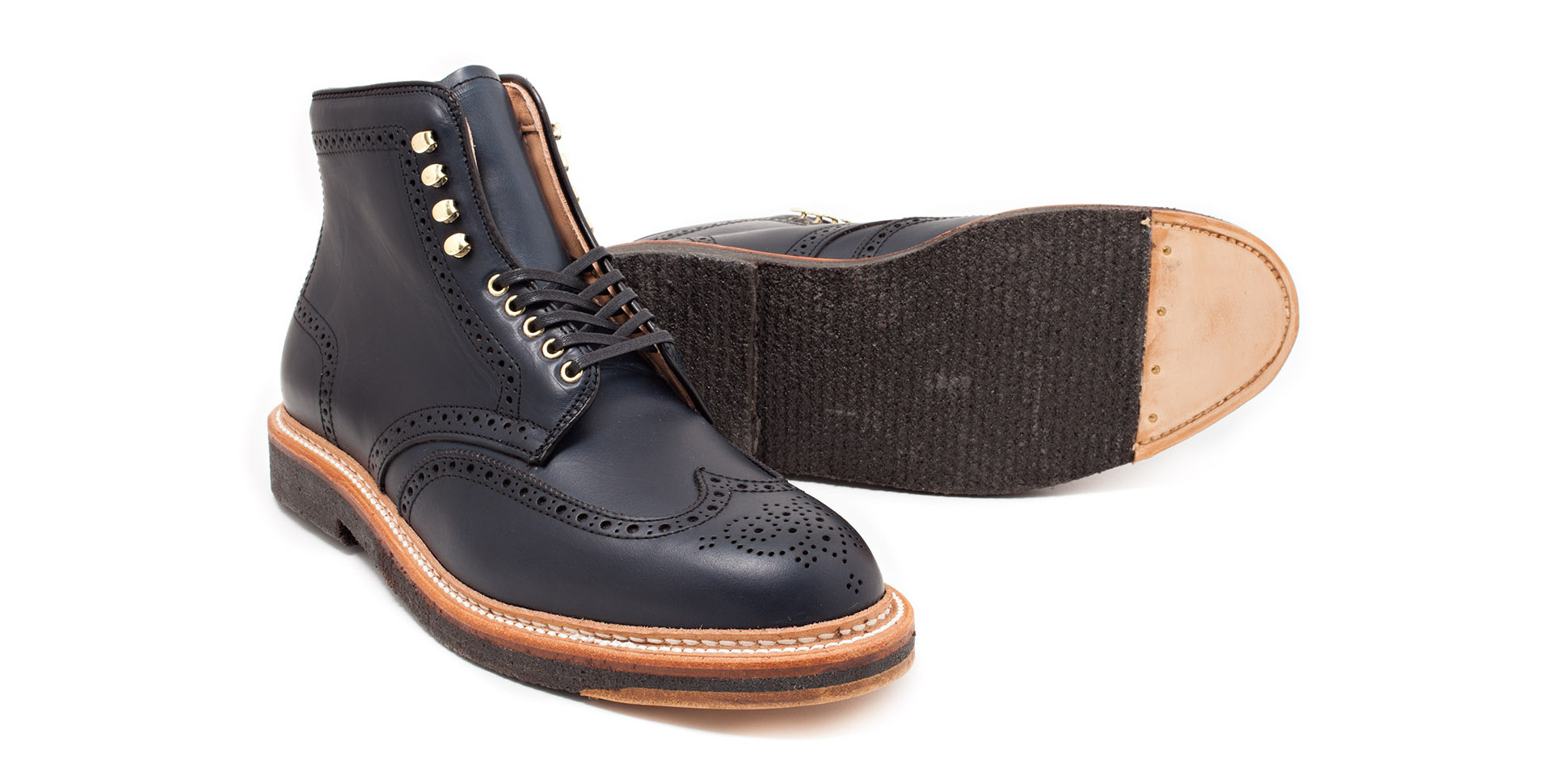 Alden Leffot Greenwich Boot 2013 00