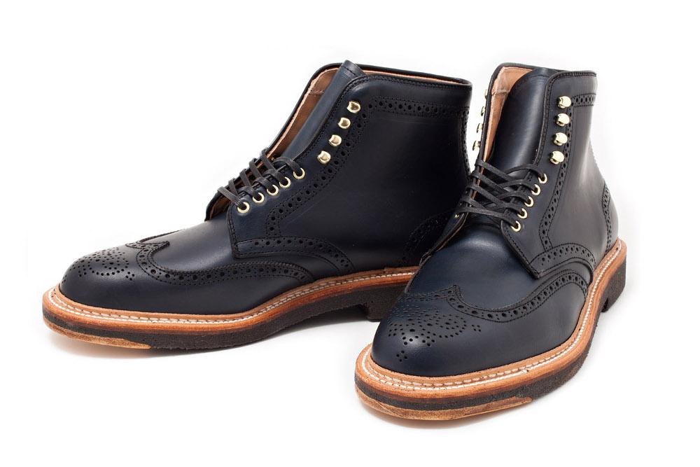Alden Leffot Greenwich Boot 2013 01