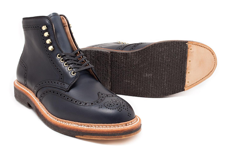 Alden Leffot Greenwich Boot 2013 02