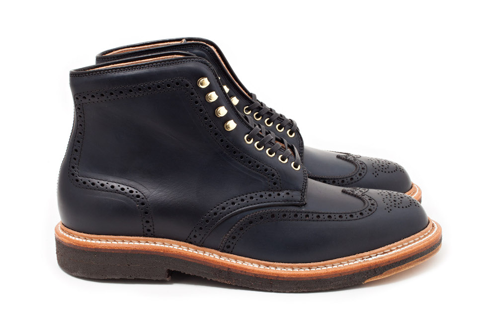 Alden Leffot Greenwich Boot 2013 03