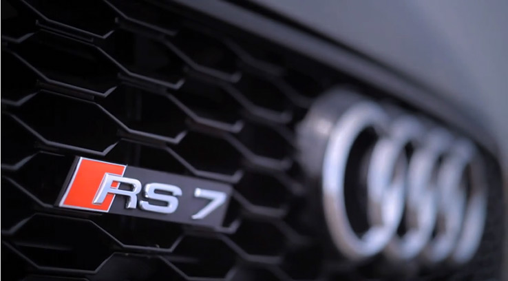Watch the Audi RS 7 Sportback Get Put Through its Paces in Germany