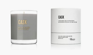 Baxter of California for Ronin CASK Candle