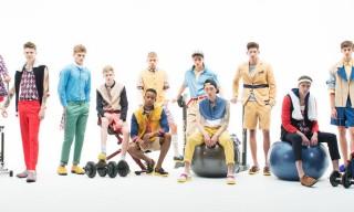 Beyond Closet Spring Summer 2014 – Retro Schoolboy Cool