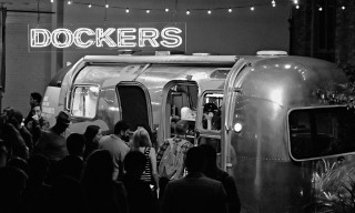 Views from the Dockers Fall 2013 Alpha Collection Launch