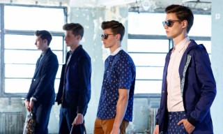 "Ernest Alexander Spring Summer 2014 – ""The American Abroad"""