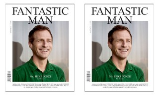 A Look Inside Fantastic Man Issue #18 Featuring Spike Jonze