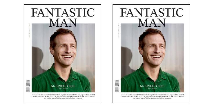 Fantastic Man 18 00