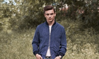 "Gant RUGGER Spring Summer 2014 Lookbook – ""Stockholm Meets New York"""