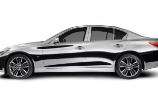 Thom Browne and Zac Posen Designer Edition Infiniti Q50
