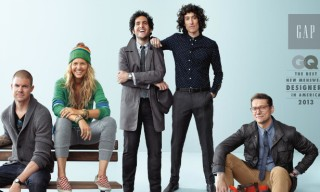 Best New Menswear Designers in Amercia 2013 Collection by GQ and Gap