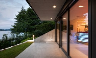 Look Inside the 'Haus Am See' Residence in Carinthia, Austria