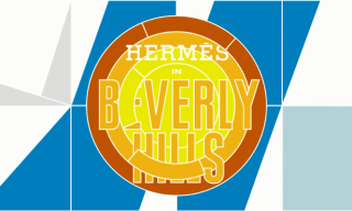 Watch the Animated Video for Hermès's Remodeled Boutique in Beverly Hills