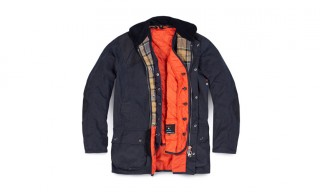 Barbour for Jack Spade Hopper Jacket