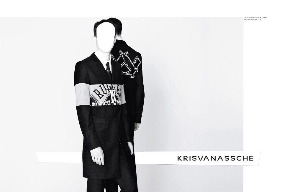Kris Van Assche Fall Winter 2013 Campaign by Bruno Staub