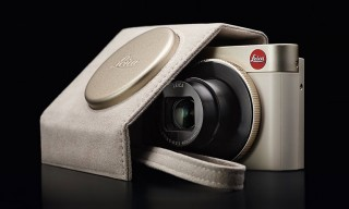 Leica C Type 112 Compact Camera By Audi Design