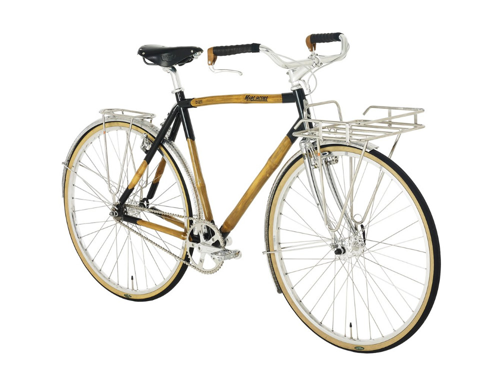 Marc Jacobs Special Items Bamboo Bike 2013 01