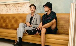 Shades of Grey by Micah Cohen Spring Summer 2014 – Remixing the Classics