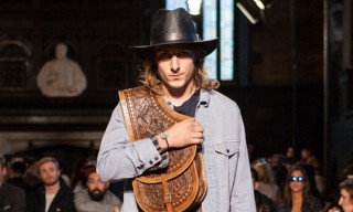 The Modern Cowboy at N. Hoolywood Spring Summer 2014