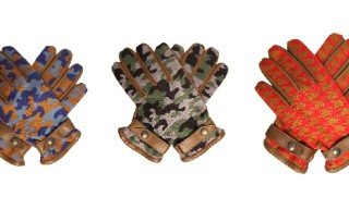 Orley Fall Winter 2013 Italian Lamb Skin Gloves