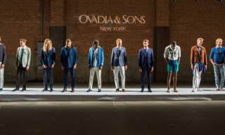 Ovadia & Sons Spring Summer 2014 – A Youthful Twist on Classics